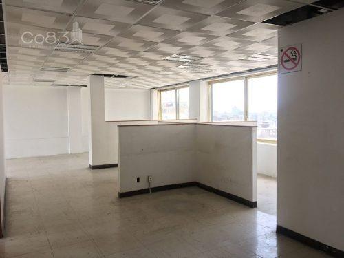 renta - oficina - av. insurgentes sur - 1,752 m2