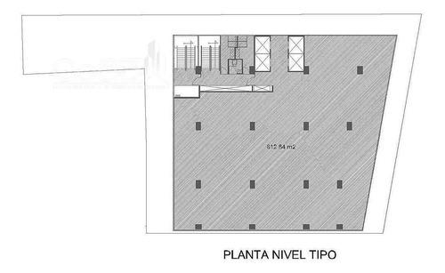 renta - oficina - av. río san joaquín  - 93 m2
