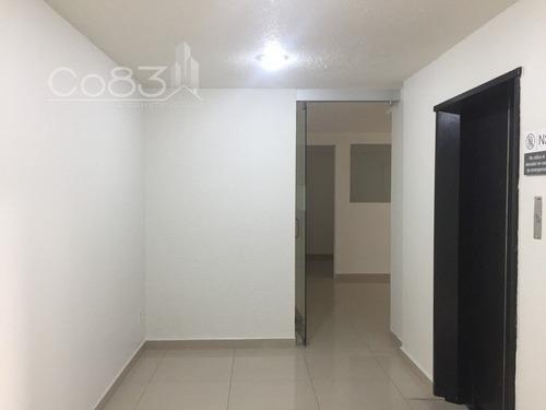 renta - oficina - bradley - 90 m2