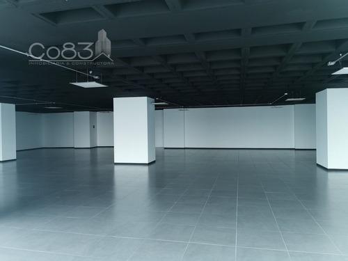 renta - oficina - calz. la viga - 371 m2
