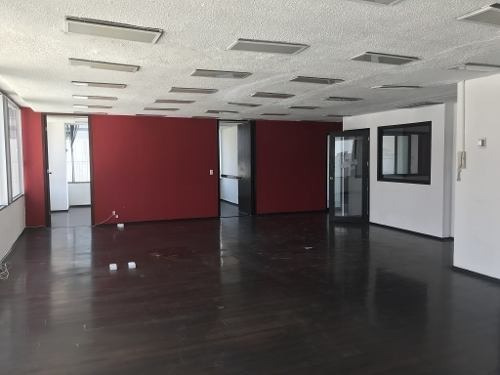 renta oficina colonia juárez, calle florencia piso 10
