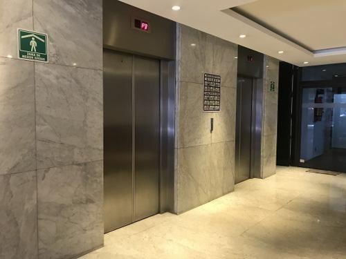 renta oficina colonia juárez, calle florencia piso 8