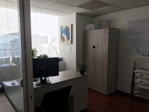renta oficina colonia juárez, calle florencia piso ph
