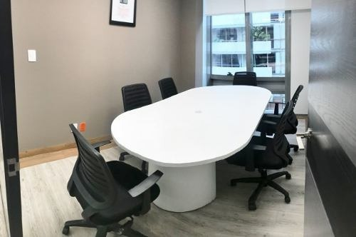 renta oficina con servicios