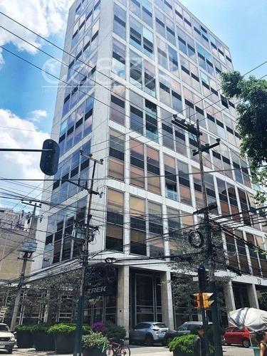 renta - oficina - condesa - 452 m2