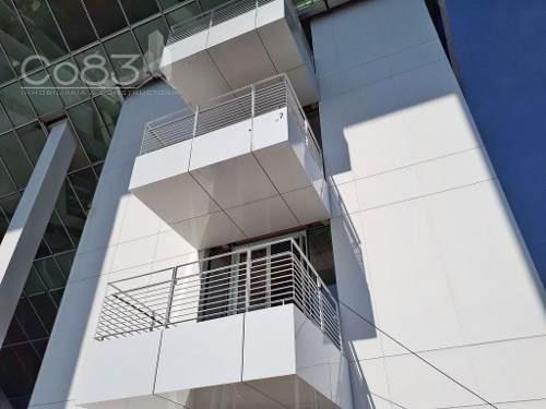 renta - oficina - cuarzo reforma - 261 m - us$6,535