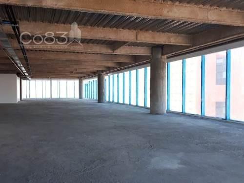 renta - oficina - cuarzo reforma - 516 m - us$12,151