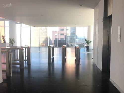 renta - oficina - cuarzo reforma - 893 m - $25,005