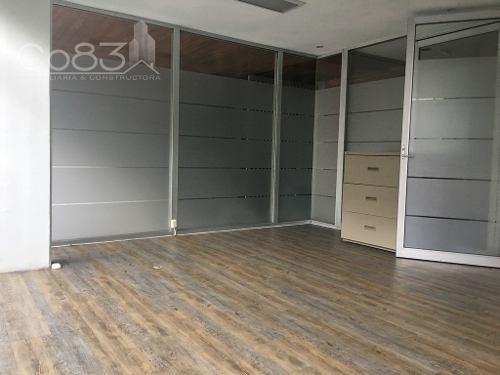 renta - oficina - emerson - 20m2 - $10,500