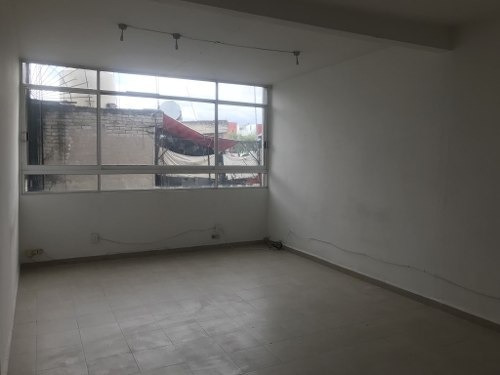renta oficina en colonia roma sur, calle tlacotalpan 35 m2