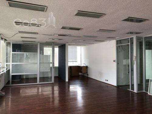 renta - oficina - florencia - 135 m2