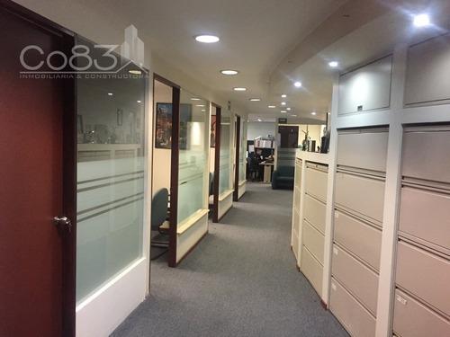 renta - oficina -florencia - 270 m2
