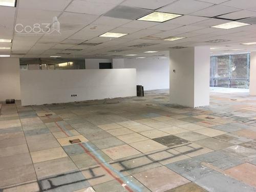 renta - oficina - insurgentes - 445 m2