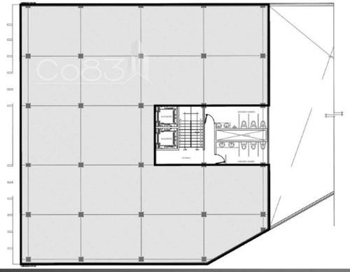renta - oficina - insurgentes - 769 m2