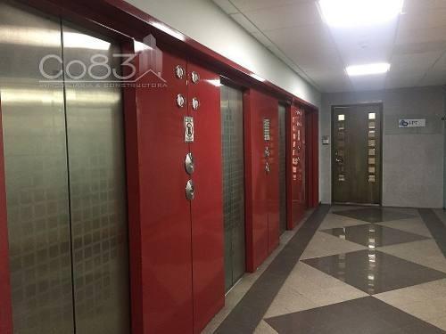 renta - oficina - insurgentes sur - 140 m - $60,200