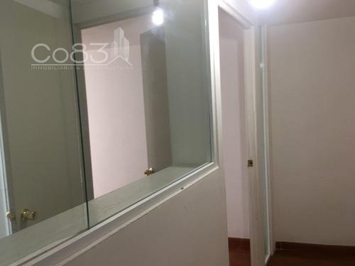 renta - oficina - insurgentes sur - 24 m2