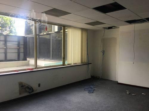 renta - oficina - insurgentes sur - 284 m2