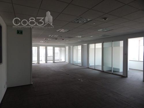 renta - oficina - insurgentes sur  - 335 m2