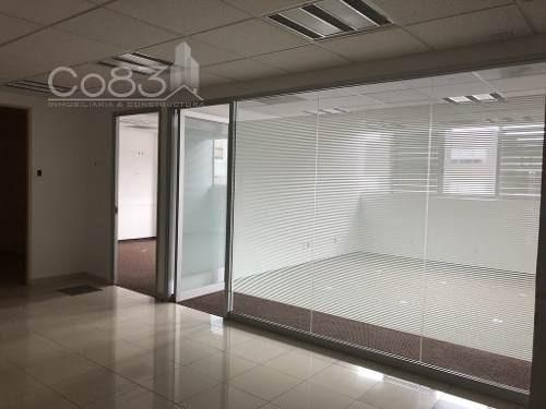renta - oficina - lamartine - 238 m2