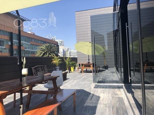 renta - oficina - moliere - 350 m2