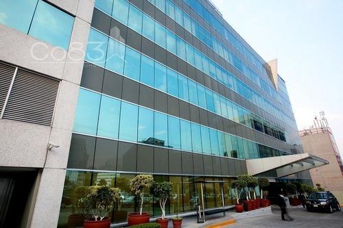 renta - oficina - pasaje interlomas - 821 m2