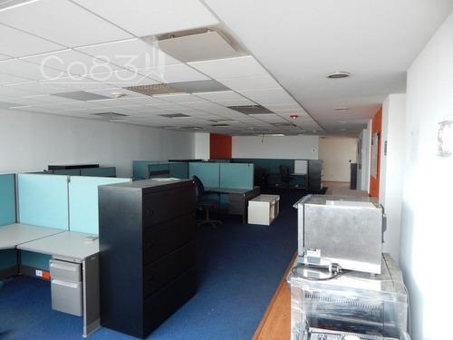 renta - oficina - paseo de la reforma -214 m2