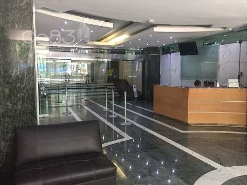 renta - oficina - paseo de la reforma - 40 m - $25,000