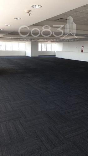 renta - oficina - paseo de la reforma - 996 m2