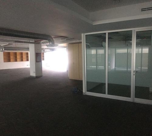 renta - oficina - polanco - 501 m2