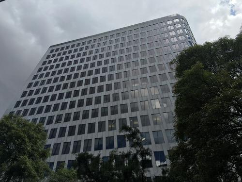 renta - oficina - punto polanco - 565 m2