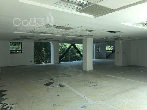 renta - oficina - río sena - 1240 m - $471,200
