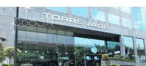 renta - oficina - torre jade - 527 m - $252,960