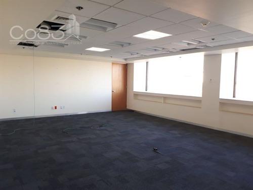 renta - oficina - torre mexicana - 508 m2