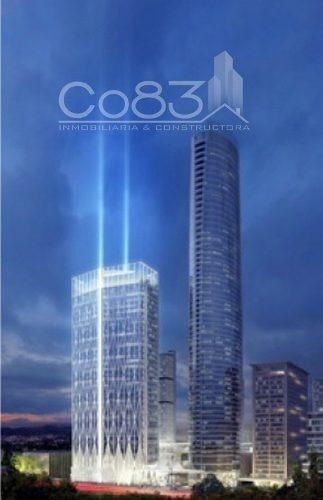 renta - oficina - torre mítikah - 2,151 m - us$67,404