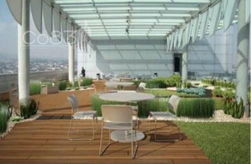 renta - oficina - torre murano - 480 m - $230,400