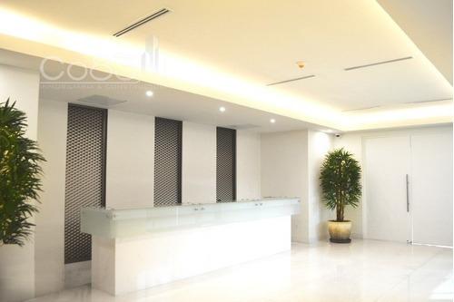 renta - oficina -  torre reforma 105 - 373 m2