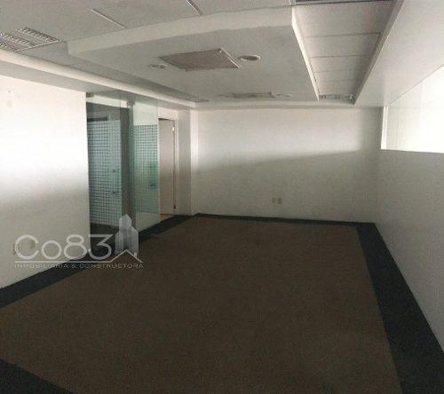 renta - oficina - torre summa -  133 m2