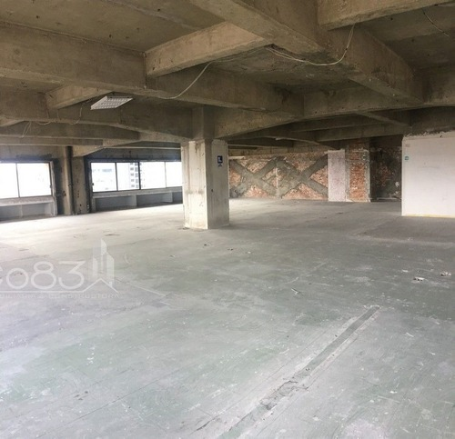 renta - oficina - torre summa -  611 m2