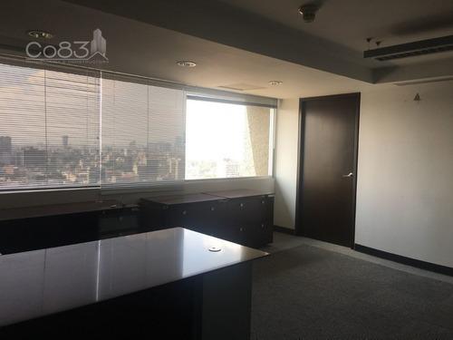 renta - oficina - torre summa -  626 m2