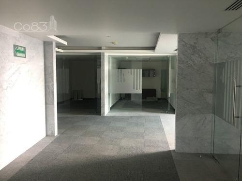 renta - oficina - torre summa -  646 m2