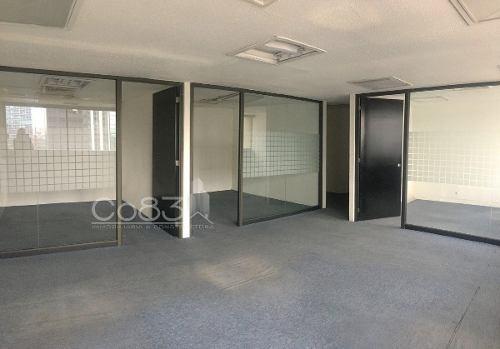 renta - oficina - torre summa -  90 m2