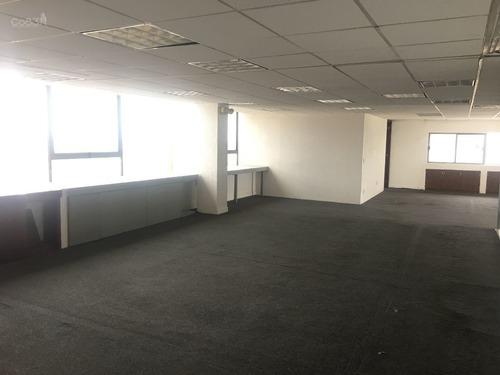renta - oficina - torres adalid - 293 m2
