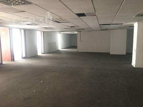 renta - oficina - torres adalid - 702m2
