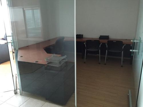 renta oficina wtc 75m2 amueblada $ 27,500