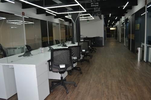 renta oficinas amuebladas
