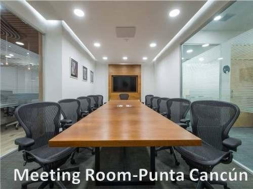 renta oficinas corporativas en zona hotelera