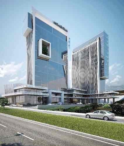 renta oficinas edificio world trade center