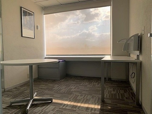 renta oficinas en jardines del pedregal de 340m2