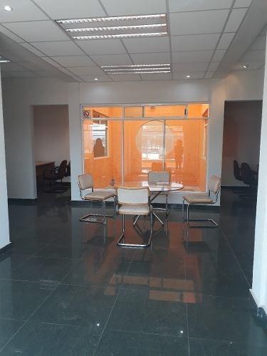 renta oficinas excelentes condiciones