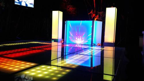 renta paquete audio dj pista de baile salas lounge periquera